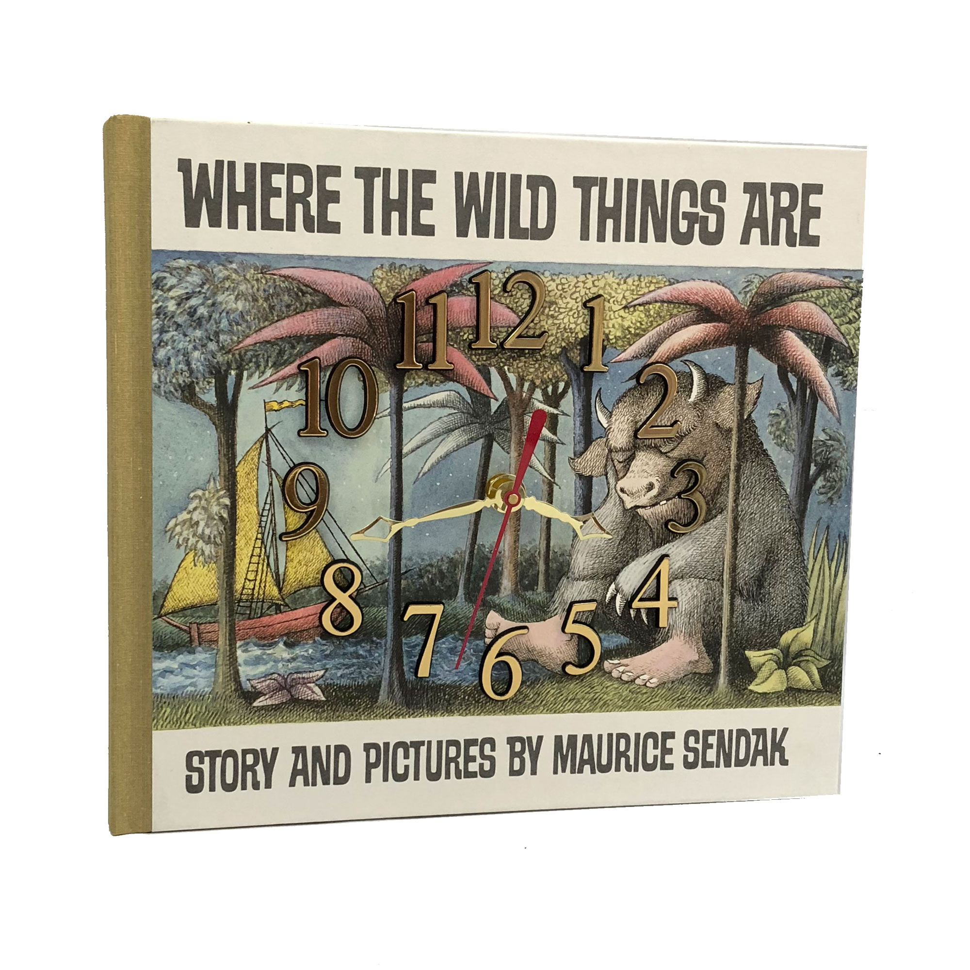 wherethewildthingsare book