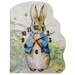 Peter Rabbit Book Clock