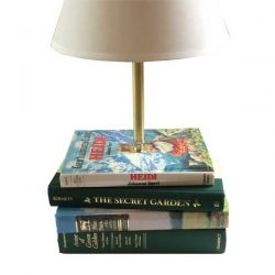 Children's Classics Book Lamp