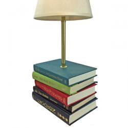 Young Adult Fantasy Book Lamp